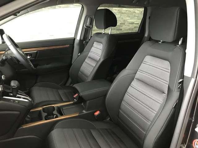 とても座り心地の良いシートを採用しています。