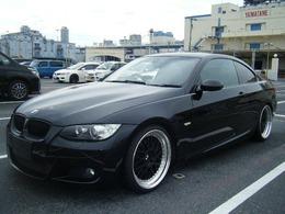 BMW 3シリーズクーペ 320i Mスポーツパッケージ ワーク19アルミ 車高調 社外マフラー