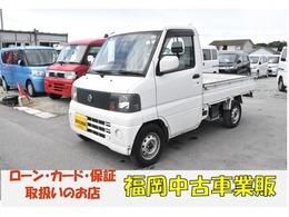 日産 クリッパートラック 660 DX 4WD 車検令和3年10月 4WD マニュアル