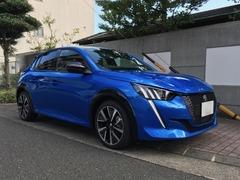 プジョー 208 の中古車 GTライン 静岡県静岡市葵区 299.0万円