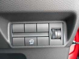 アイドリングストップ付きで環境に優しいお車です。
