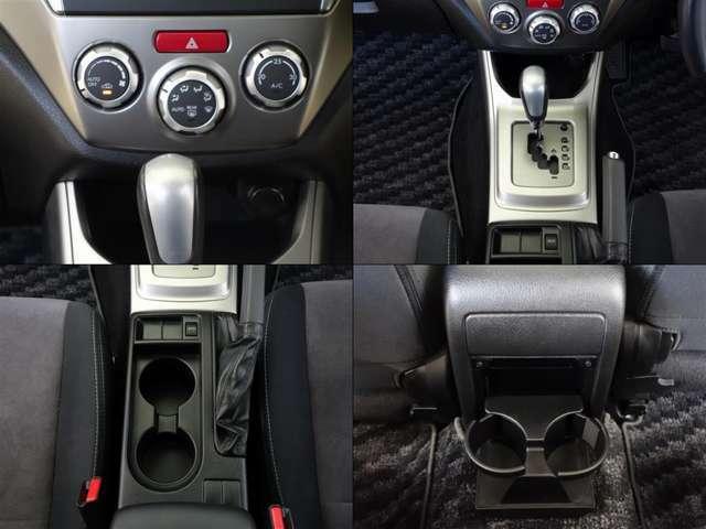 夏の暑いときも冬の寒いときもボタンひとつで快適空間オートエアコン!見た目もすっきりです!