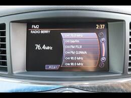 日産メーカーナビを装備。フルセグTV、ブルートゥース接続、DVD再生可能、音楽の録音も可能です。