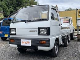 スズキ キャリイ トラック 4速ミッション  2WD