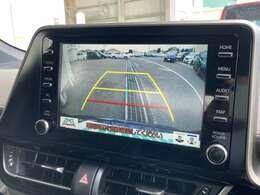 ◆純正8インチディスプレイオーディオ◆バックモニター【便利なバックモニターで安全確認もできます。駐車が苦手な方にもおすすめな機能です。】