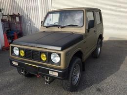 スズキ ジムニー 550 ターボ バン 4WD リフトアップ