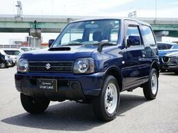 スズキ ジムニー 660 XG 4WD 高低二段切替式パートタイム4WD ナビ