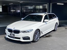 BMW 5シリーズツーリング 530i Mスポーツ ソフトクローザー付 点検整備記録簿付
