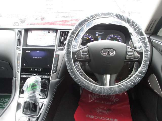 車内はルームクリーニングを実施済み!