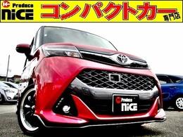 トヨタ タンク 1.0 カスタム G-T 安全ブレーキ・クルコン・メモリーナビ16AW