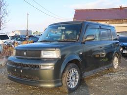 トヨタ bB 1.5 S Wバージョン 4WD 検2年 自社 ローンカノウ