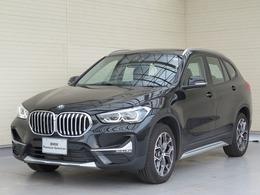 BMW X1 xドライブ 18d xライン 4WD アクティブクルーズAトランクスマートキー