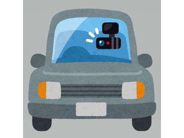 Aプラン画像:近年必須のドライブレコーダーです!もしもの時にとっても役に立ちます!国内メーカーのドライブレコーダーが取り付け工賃込みです!