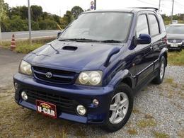 トヨタ キャミ 1.3 Qターボエアロバージョン 4WD メモリーナビ ワンセグ ETC