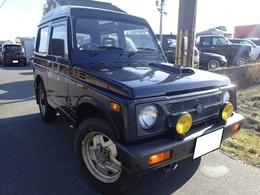 スズキ ジムニー 660 パノラミックルーフ EC 4WD ワンオーナー ETC
