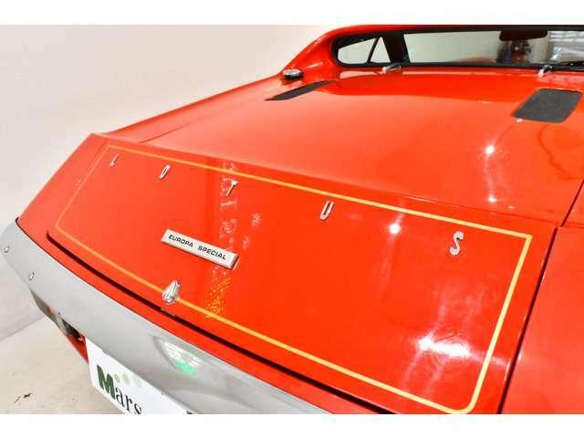 ピンストライプ、化粧パネルが追加され、完成を見たスペシャルはシリーズで一番の約3200台が生産された。