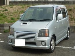 スズキ ワゴンR 660 RR ターボ キーレス ベンチシート 車検R3/12月