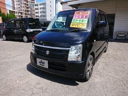 スズキ ワゴンR 660 FX-S リミテッド SDナビ・TV