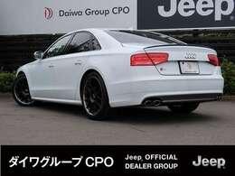 弊社グループ会社BMW正規販売代理店よりお下取りで入庫いたしました。「出どころがハッキリしている。」Audi S8です。 0066-9711-024204 までお気軽にご連絡ください。