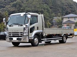 いすゞ フォワード 4t 平ボデー 標準 6200 ベッド付 TKG-FRR90S2