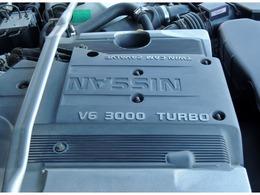 カタログ抜粋・・搭載エンジンは270馬力の3L・V6ターボ・スポーティさを強調した「グランドツーリングシリーズ」
