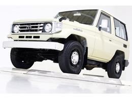 トヨタ ランドクルーザー70 3.5 LX ディーゼル 4WD 新品タイベル交換済 ヴィンテージ16AW
