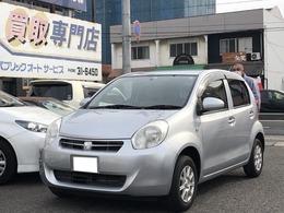 トヨタ パッソ 1.0 X CD ベンチシート スマートキー