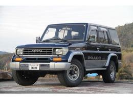トヨタ ランドクルーザープラド 3.0 SXワイド ディーゼルターボ 4WD 1ナンバー  車検03/05