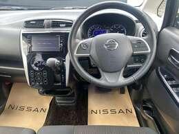 お待ちしていました!4枚目の画像です。デイズの運転席周りの画像です。興味がわいて来ませんか?ゆっくり、じっくりご覧下さい。
