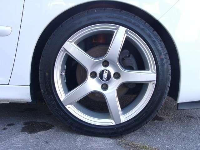 タイヤもこの度新しくしました。