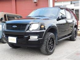 フォード エクスプローラー XLT 4WD リフトアップ