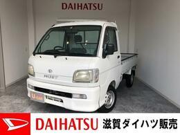 ダイハツ ハイゼットトラック 660 スペシャル 3方開 4WD 4WD 5MT エアコン付