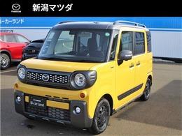 マツダ フレアワゴン 660 タフスタイル ハイブリッド XT 4WD 届出済み未使用車