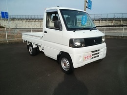 三菱 ミニキャブトラック 660 VX-SE エアコン付 エアコン パワステ