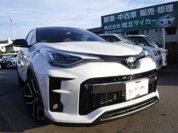 トヨタ C-HR 1.2 S-T GR スポーツ 6MT