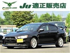 三菱 ランサーエボリューション の中古車 2.0 GSR X 4WD 埼玉県越谷市 198.0万円