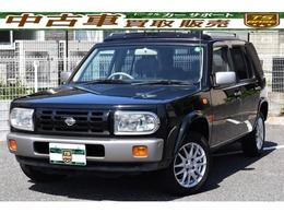 日産 ラシーン 1.5 タイプF 4WD サンルーフ 限定600台 ワンオーナー
