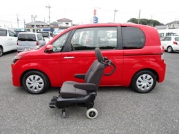 トヨタ スペイド 1.5 X ウェルキャブ サイドアクセス車 脱着シート仕様 Aタイプ 手動式