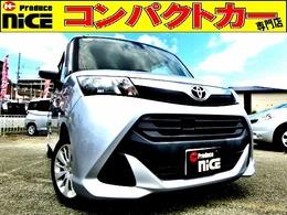 トヨタ タンク 1.0 X S ドラレコ・安全ブレーキ・ETC・オーディオ