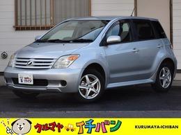 トヨタ ist 1.5 F 4WD 夏冬タイヤ付 サビ無キレい 本州車 ナビTV