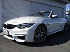 BMW M4カブリオレ の中古車 コンペティション M DCT ドライブロジック 岐阜県羽島郡岐南町 958.0万円
