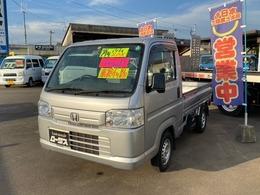 ホンダ アクティトラック 660 SDX 4WD 5速MT車・パワステ・エアコン