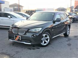 BMW X1 sドライブ 18i ハイラインパッケージ 黒革 SR ナビ・TV・Bカメラ