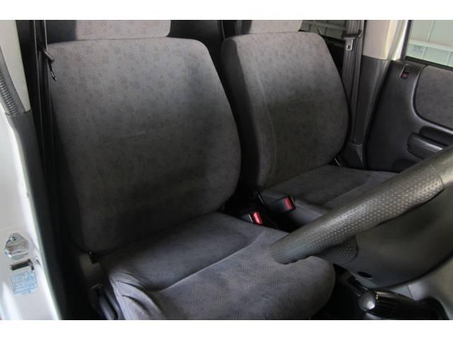 汚れも無くキレイな運転席のシートです!