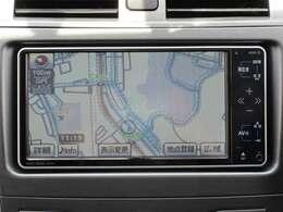 トヨタ純正 NHDT-W59G ワンセグ・DVD・CD・HDDミュージックサーバー・Bluetooth対応