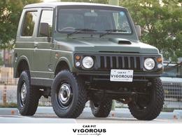 スズキ ジムニー 660 ワイルドウインド 4WD リフトアップ 16AW 新品MTタイヤ ETC