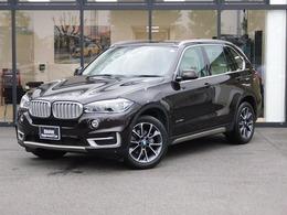 BMW X5 xドライブ 35d xライン 4WD ベージュ革シート 1オーナー サンルーフ