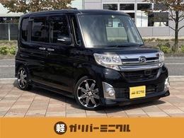 ダイハツ タント 660 カスタム RS SA /両側パワスラ/アイドリング/純正マット