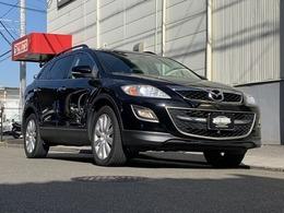 米国マツダ CX-9 新車並行グランドツーリングAWD3列シート レザーシートSヒーターHDDナビ地デジTV