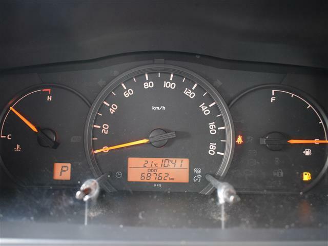 走行距離も6万8千キロでまだまだ走れます。